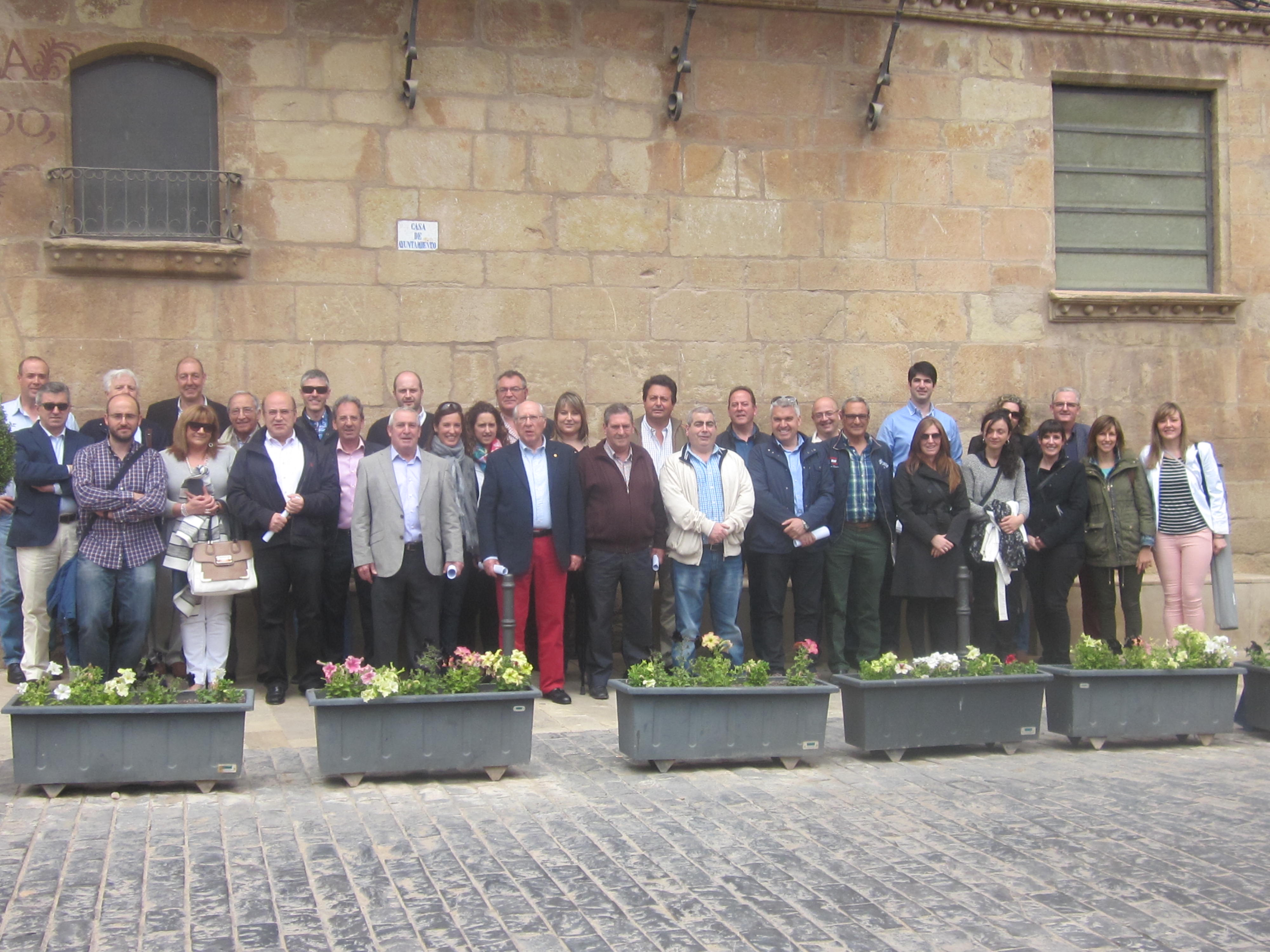 Foto Asistentes Asamblea AER 2014