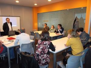 """Curso de inglés para Enólog@s """"Presentar la bodega + viñedos + 2 vinos..."""" @ Casa de las Asociaciones   Logroño   La Rioja   España"""
