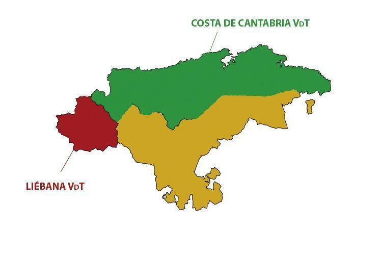 Zona Vitivinícola Cantabria