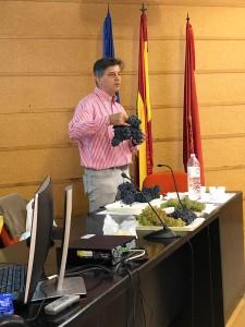 Cursos de Cata de Uvas: Metodología ICV (Ribera del Duero) @ Aranda de Duero